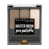 Maybelline Master Brow Pro Palette 3 Soft Brown