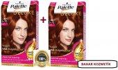 Palette Deluxe 6.70 Kahve Bakır Saç Boyası 2 Adet