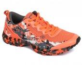 Nstep Orange Anatomik Bayan Spor Ayakkabı Koşu Yürüyüş Ayakkabısı