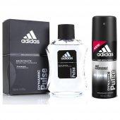 Adidas Dynamic Pulse 100ml Edt+deodorant 150ml Erkek Set