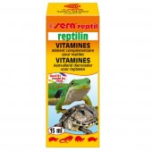 Sera Reptilin Vitamin Takviyesi 15 Ml