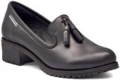Mammamia D18ka 375 Siyah Bayan Ayakkabı Casuel