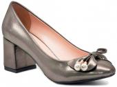 Gedikpaşalı 1614 8ya 512 Platin Bayan Ayakkabı Bayan Klasik