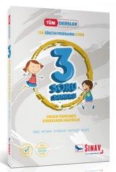 3.sınıf Tüm Dersler Soru Bankası Sınav Yayınları
