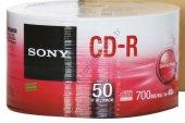 Sony Cd R 50 Shirink (1 Paket)