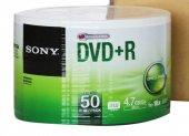 Sony Dvd+r 4.7 Gb 50 Shirink (1 Paket) (Artı)