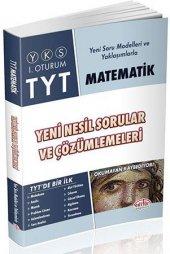 Editör Yks 1.oturum Tyt Matematik Yeni Nesil Sorular Ve Çözümleri