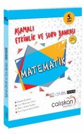 5.sınıf Matematik Soru Bankası Çalışkan Yayınları