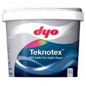 Dyo Teknotex Dış Cephe 7,5 Lt (Tüm Renkler)