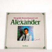 Plak Peter Alexander Büyük Konseri 5xlp Lik Set