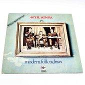 Plak Modern Folk Üçlüsü 40 Yıl Sonra