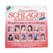 Plak Das Golden Schlager X3lp