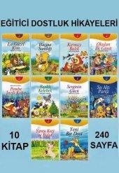Eğitici Dostluk Hikayeleri 10 Kitap
