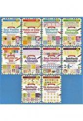 Süper Matematik Etkinliklerle Matematik Öğreniyorum 10 Kitap