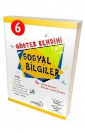 6.sınıf Sosyal Bilgiler Soru Bankası Çalışkan Yayınları