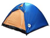 3 Kişilik Kolay Kurulumlu Kamp Çadırı