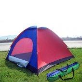 Kamp Çadırı Kolay Kurulumlu (4 Kişilik)