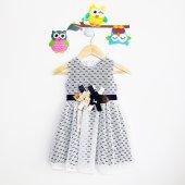 Kız Çocuk Dantelli Elbise