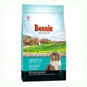 Bonnie Kedi Maması 15 Kg Somonlu Yetişkin Kedi Maması