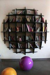 Dora Lake Kitaplık Raf
