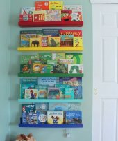 Beliz Lake Montessori Kitaplık Raf