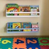 Ikili Linar Lake Montessori Kitaplık Raf