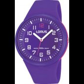 Lorus Rrx57dx9 Mor Renk Spor Kol Saati
