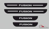 Ford Fusion Plastik Kapı Eşiği (4lü Set)