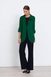 Modailgi Woman İkili Ceket Yesıl