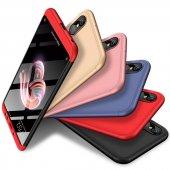 Xiaomi Redmi Note 5 Note 5 Pro 5a Kılıf 360 Tam Koruma + Nano Cam