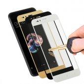 Xiaomi Mi 5x Kırılmaz Tam Ekran Koruyucu Cam Full+ekran Mi+5x