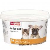 Beaphar Junior Cal Yavru Kedi Ve Köpek Mineral Vitamin Takviyesi