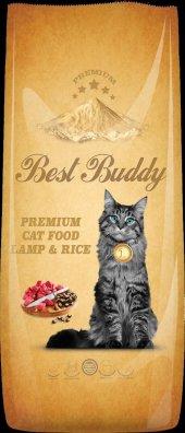 Best Buddy Gurme Kuzu Etli Kedi Maması 15kg