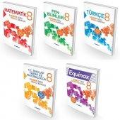 Tudem Yayın 8.sınıf Tüm Dersler Kazanım Odaklı Soru Bankası Seti