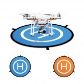 Drone Helikopter Quadcopter Kalkış İniş Pisti