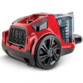 Fakir Ranger Electronic 890 W Toz Torbasız Süpürge Kırmızı