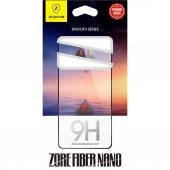 Iphone 7 Plus 5d Full Kaplayan Zore Fiber Nano Kırılmaz Cam İdeal Telefon