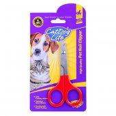 201016 Cat&doglife Tırnak Makası 12.5x6.5cm Mix