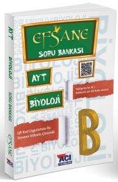 Açı Yayınları Ayt Biyoloji Efsane Soru Bankası