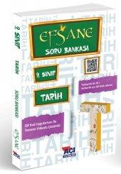 Açı Yayınları 9. Sınıf Tarih Efsane Soru Bankası