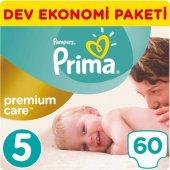 Prima Premium Care 5 Beden Junior Dev Eko Paketi 60 Adet