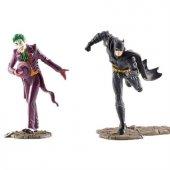 Batman Ve Joker 22510 Schleich Action Figütr