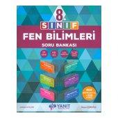 Yanıt Yayınları 8.sınıf Fen Bilimleri Soru Bankası...