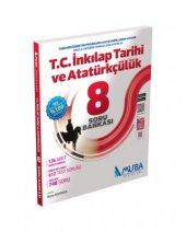 Muba Yayınları 8. Sınıf T.c İnkilap Soru Bankası...
