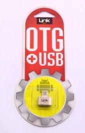 Linktech Otg Mikro Adaptör Usb2.0