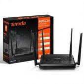 Tenda D305 300mbps 4 Port Kablosuz Ethernet Usb Adsl2+ Modem Rout