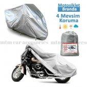 Mtm Su Geçirmez Motosiklet Brandası M Beden