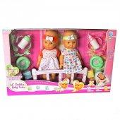 Bebek Set İkiz Kardeşler