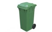 çöp Konteynır 120 Litre Yeşil