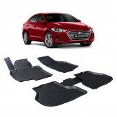 Otom Hyundai Elentra 3d Havuzlu Paspas 2016 Sonras